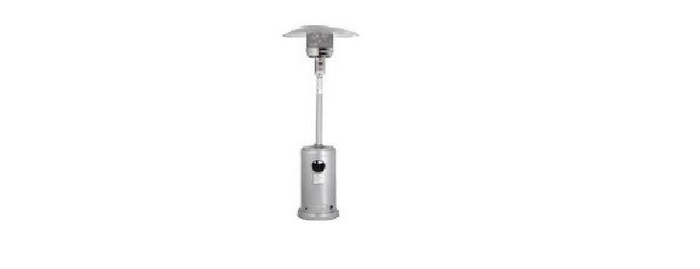 Mushroom Patio Gas Heater